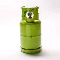 Returcylinder stål - 26 lit (depositionsavgift)